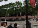 (N°57)Photos de la cérémonie commémorative de la fête nationale et du défilé du 14 juillet 2014 sur l'Avenue des Champs Elysée à Paris. ( Photos de Raphaël ALVAREZ ) Paris399