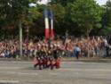 (N°57)Photos de la cérémonie commémorative de la fête nationale et du défilé du 14 juillet 2014 sur l'Avenue des Champs Elysée à Paris. ( Photos de Raphaël ALVAREZ ) Paris403