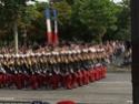 (N°57)Photos de la cérémonie commémorative de la fête nationale et du défilé du 14 juillet 2014 sur l'Avenue des Champs Elysée à Paris. ( Photos de Raphaël ALVAREZ ) Paris404