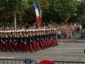 (N°57)Photos de la cérémonie commémorative de la fête nationale et du défilé du 14 juillet 2014 sur l'Avenue des Champs Elysée à Paris. ( Photos de Raphaël ALVAREZ ) Paris405