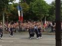 (N°57)Photos de la cérémonie commémorative de la fête nationale et du défilé du 14 juillet 2014 sur l'Avenue des Champs Elysée à Paris. ( Photos de Raphaël ALVAREZ ) Paris407