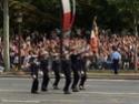 (N°57)Photos de la cérémonie commémorative de la fête nationale et du défilé du 14 juillet 2014 sur l'Avenue des Champs Elysée à Paris. ( Photos de Raphaël ALVAREZ ) Paris411