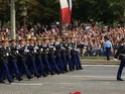 (N°57)Photos de la cérémonie commémorative de la fête nationale et du défilé du 14 juillet 2014 sur l'Avenue des Champs Elysée à Paris. ( Photos de Raphaël ALVAREZ ) Paris414