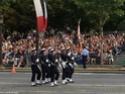 (N°57)Photos de la cérémonie commémorative de la fête nationale et du défilé du 14 juillet 2014 sur l'Avenue des Champs Elysée à Paris. ( Photos de Raphaël ALVAREZ ) Paris418