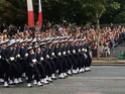 (N°57)Photos de la cérémonie commémorative de la fête nationale et du défilé du 14 juillet 2014 sur l'Avenue des Champs Elysée à Paris. ( Photos de Raphaël ALVAREZ ) Paris419