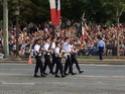 (N°57)Photos de la cérémonie commémorative de la fête nationale et du défilé du 14 juillet 2014 sur l'Avenue des Champs Elysée à Paris. ( Photos de Raphaël ALVAREZ ) Paris420