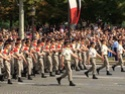 (N°57)Photos de la cérémonie commémorative de la fête nationale et du défilé du 14 juillet 2014 sur l'Avenue des Champs Elysée à Paris. ( Photos de Raphaël ALVAREZ ) Paris427