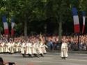 (N°57)Photos de la cérémonie commémorative de la fête nationale et du défilé du 14 juillet 2014 sur l'Avenue des Champs Elysée à Paris. ( Photos de Raphaël ALVAREZ ) Paris428