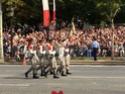 (N°57)Photos de la cérémonie commémorative de la fête nationale et du défilé du 14 juillet 2014 sur l'Avenue des Champs Elysée à Paris. ( Photos de Raphaël ALVAREZ ) Paris431