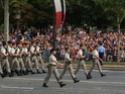 (N°57)Photos de la cérémonie commémorative de la fête nationale et du défilé du 14 juillet 2014 sur l'Avenue des Champs Elysée à Paris. ( Photos de Raphaël ALVAREZ ) Paris434