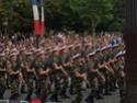 (N°57)Photos de la cérémonie commémorative de la fête nationale et du défilé du 14 juillet 2014 sur l'Avenue des Champs Elysée à Paris. ( Photos de Raphaël ALVAREZ ) Paris447