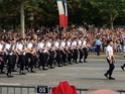(N°57)Photos de la cérémonie commémorative de la fête nationale et du défilé du 14 juillet 2014 sur l'Avenue des Champs Elysée à Paris. ( Photos de Raphaël ALVAREZ ) Paris453