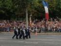 (N°57)Photos de la cérémonie commémorative de la fête nationale et du défilé du 14 juillet 2014 sur l'Avenue des Champs Elysée à Paris. ( Photos de Raphaël ALVAREZ ) Paris459