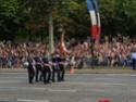 (N°57)Photos de la cérémonie commémorative de la fête nationale et du défilé du 14 juillet 2014 sur l'Avenue des Champs Elysée à Paris. ( Photos de Raphaël ALVAREZ ) Paris460