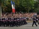 (N°57)Photos de la cérémonie commémorative de la fête nationale et du défilé du 14 juillet 2014 sur l'Avenue des Champs Elysée à Paris. ( Photos de Raphaël ALVAREZ ) Paris462