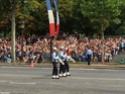 (N°57)Photos de la cérémonie commémorative de la fête nationale et du défilé du 14 juillet 2014 sur l'Avenue des Champs Elysée à Paris. ( Photos de Raphaël ALVAREZ ) Paris470