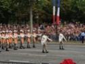 (N°57)Photos de la cérémonie commémorative de la fête nationale et du défilé du 14 juillet 2014 sur l'Avenue des Champs Elysée à Paris. ( Photos de Raphaël ALVAREZ ) Paris472