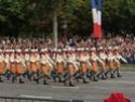 (N°57)Photos de la cérémonie commémorative de la fête nationale et du défilé du 14 juillet 2014 sur l'Avenue des Champs Elysée à Paris. ( Photos de Raphaël ALVAREZ ) Paris473