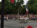 (N°57)Photos de la cérémonie commémorative de la fête nationale et du défilé du 14 juillet 2014 sur l'Avenue des Champs Elysée à Paris. ( Photos de Raphaël ALVAREZ ) Paris474