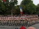 (N°57)Photos de la cérémonie commémorative de la fête nationale et du défilé du 14 juillet 2014 sur l'Avenue des Champs Elysée à Paris. ( Photos de Raphaël ALVAREZ ) Paris476