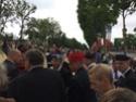 (N°57)Photos de la cérémonie commémorative de la fête nationale et du défilé du 14 juillet 2014 sur l'Avenue des Champs Elysée à Paris. ( Photos de Raphaël ALVAREZ ) Paris541