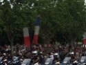 (N°57)Photos de la cérémonie commémorative de la fête nationale et du défilé du 14 juillet 2014 sur l'Avenue des Champs Elysée à Paris. ( Photos de Raphaël ALVAREZ ) Paris552