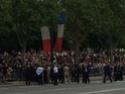(N°57)Photos de la cérémonie commémorative de la fête nationale et du défilé du 14 juillet 2014 sur l'Avenue des Champs Elysée à Paris. ( Photos de Raphaël ALVAREZ ) Paris554