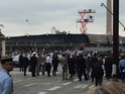 (N°57)Photos de la cérémonie commémorative de la fête nationale et du défilé du 14 juillet 2014 sur l'Avenue des Champs Elysée à Paris. ( Photos de Raphaël ALVAREZ ) Paris557