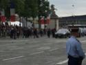 (N°57)Photos de la cérémonie commémorative de la fête nationale et du défilé du 14 juillet 2014 sur l'Avenue des Champs Elysée à Paris. ( Photos de Raphaël ALVAREZ ) Paris560