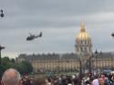 (N°57)Photos de la cérémonie commémorative de la fête nationale et du défilé du 14 juillet 2014 sur l'Avenue des Champs Elysée à Paris. ( Photos de Raphaël ALVAREZ ) Paris565