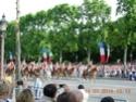 (N°57)Photos de la cérémonie commémorative de la fête nationale et du défilé du 14 juillet 2014 sur l'Avenue des Champs Elysée à Paris. ( Photos de Raphaël ALVAREZ ) Paris_13