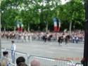 (N°57)Photos de la cérémonie commémorative de la fête nationale et du défilé du 14 juillet 2014 sur l'Avenue des Champs Elysée à Paris. ( Photos de Raphaël ALVAREZ ) Paris_15