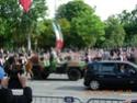 (N°57)Photos de la cérémonie commémorative de la fête nationale et du défilé du 14 juillet 2014 sur l'Avenue des Champs Elysée à Paris. ( Photos de Raphaël ALVAREZ ) Paris_18