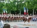 (N°57)Photos de la cérémonie commémorative de la fête nationale et du défilé du 14 juillet 2014 sur l'Avenue des Champs Elysée à Paris. ( Photos de Raphaël ALVAREZ ) Paris_21