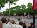 (N°57)Photos de la cérémonie commémorative de la fête nationale et du défilé du 14 juillet 2014 sur l'Avenue des Champs Elysée à Paris. ( Photos de Raphaël ALVAREZ ) Paris_23