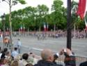 (N°57)Photos de la cérémonie commémorative de la fête nationale et du défilé du 14 juillet 2014 sur l'Avenue des Champs Elysée à Paris. ( Photos de Raphaël ALVAREZ ) Paris_25