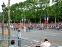 (N°57)Photos de la cérémonie commémorative de la fête nationale et du défilé du 14 juillet 2014 sur l'Avenue des Champs Elysée à Paris. ( Photos de Raphaël ALVAREZ ) Paris_26