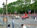 (N°57)Photos de la cérémonie commémorative de la fête nationale et du défilé du 14 juillet 2014 sur l'Avenue des Champs Elysée à Paris. ( Photos de Raphaël ALVAREZ ) Paris_27