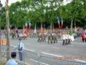 (N°57)Photos de la cérémonie commémorative de la fête nationale et du défilé du 14 juillet 2014 sur l'Avenue des Champs Elysée à Paris. ( Photos de Raphaël ALVAREZ ) Paris_28