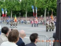 (N°57)Photos de la cérémonie commémorative de la fête nationale et du défilé du 14 juillet 2014 sur l'Avenue des Champs Elysée à Paris. ( Photos de Raphaël ALVAREZ ) Paris_31