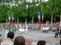 (N°57)Photos de la cérémonie commémorative de la fête nationale et du défilé du 14 juillet 2014 sur l'Avenue des Champs Elysée à Paris. ( Photos de Raphaël ALVAREZ ) Paris_35