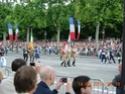 (N°57)Photos de la cérémonie commémorative de la fête nationale et du défilé du 14 juillet 2014 sur l'Avenue des Champs Elysée à Paris. ( Photos de Raphaël ALVAREZ ) Paris_36