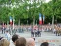 (N°57)Photos de la cérémonie commémorative de la fête nationale et du défilé du 14 juillet 2014 sur l'Avenue des Champs Elysée à Paris. ( Photos de Raphaël ALVAREZ ) Paris_37