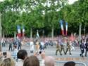 (N°57)Photos de la cérémonie commémorative de la fête nationale et du défilé du 14 juillet 2014 sur l'Avenue des Champs Elysée à Paris. ( Photos de Raphaël ALVAREZ ) Paris_38