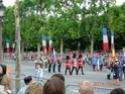 (N°57)Photos de la cérémonie commémorative de la fête nationale et du défilé du 14 juillet 2014 sur l'Avenue des Champs Elysée à Paris. ( Photos de Raphaël ALVAREZ ) Paris_42