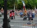 (N°57)Photos de la cérémonie commémorative de la fête nationale et du défilé du 14 juillet 2014 sur l'Avenue des Champs Elysée à Paris. ( Photos de Raphaël ALVAREZ ) Paris_47