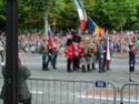 (N°57)Photos de la cérémonie commémorative de la fête nationale et du défilé du 14 juillet 2014 sur l'Avenue des Champs Elysée à Paris. ( Photos de Raphaël ALVAREZ ) Paris_49