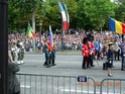 (N°57)Photos de la cérémonie commémorative de la fête nationale et du défilé du 14 juillet 2014 sur l'Avenue des Champs Elysée à Paris. ( Photos de Raphaël ALVAREZ ) Paris_50