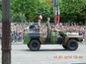 (N°57)Photos de la cérémonie commémorative de la fête nationale et du défilé du 14 juillet 2014 sur l'Avenue des Champs Elysée à Paris. ( Photos de Raphaël ALVAREZ ) Paris_63