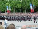 (N°57)Photos de la cérémonie commémorative de la fête nationale et du défilé du 14 juillet 2014 sur l'Avenue des Champs Elysée à Paris. ( Photos de Raphaël ALVAREZ ) Paris_65